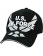 "Бейсболка Rothco Deluxe ""U.S. AIR FORCE WING"" Profile Cap"